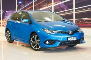 2016 Toyota Corolla ZRE182R ZR S-CVT Blue 7 Speed Constant Variable Hatchback Blacktown Blacktown Area Preview