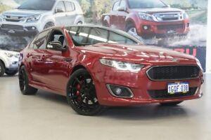 2015 Ford Falcon FG X XR8 Red 6 Speed Auto Seq Sportshift Sedan