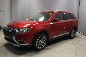 2017 Mitsubishi Outlander SE V6 ALL WHEEL BACK UP CAMERA, HEATED