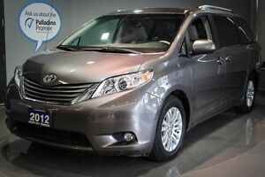 2012 Toyota Sienna XLE Spacious + Comfortable + Well-Built