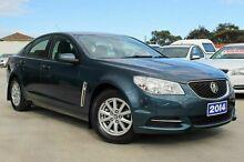 2014 Holden Commodore VF MY14 Evoke Blue 6 Speed Sports Automatic Sedan Craigieburn Hume Area Preview