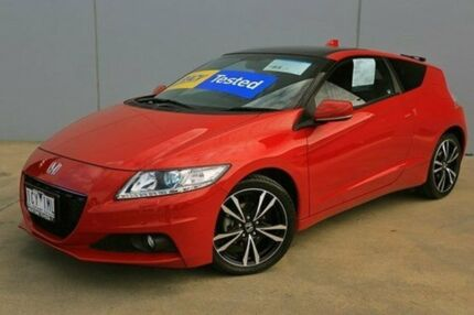 2013 Honda CR-Z  Red Manual Coupe Mentone Kingston Area Preview