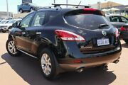 2013 Nissan Murano Z51 Series 4 MY14 TI Black 6 Speed Constant Variable Wagon Osborne Park Stirling Area Preview