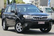 2012 Subaru Forester S3 MY12 X AWD Luxury Edition Black 5 Speed Manual Wagon Nundah Brisbane North East Preview