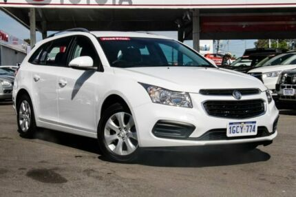 2016 Holden Cruze JH MY16 CD White 6 Speed Automatic Sportswagon Osborne Park Stirling Area Preview