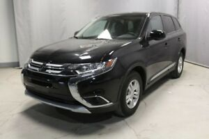 2017 Mitsubishi Outlander ES ALL WHEEL CONTROL BACK UP CAMERA, H