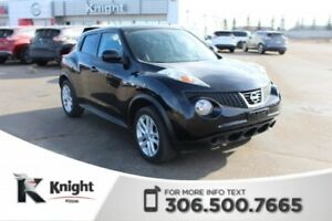 2014 Nissan JUKE SV AWD Low KMs! Bluetooth! Tire pressure Monito