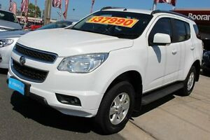 2015 Holden Colorado 7 RG MY16 LT White 6 Speed Sports Automatic Wagon Cheltenham Kingston Area Preview
