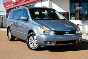 2013 Kia Grand Carnival VQ MY13 SI Blue 6 Speed Sports Automatic Wagon