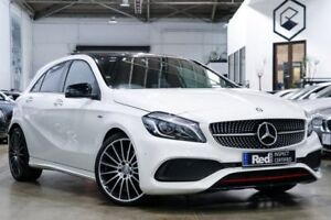 2016 Mercedes-Benz A250 W176 806MY Sport D-CT 4MATIC White 7 Speed Sports Automatic Dual Clutch