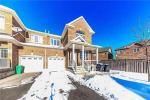 East Credit 3+1 Bdrm Semi-Det Home - Close To All Amenities!!