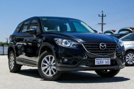 2016 Mazda CX-5 KE1022 Maxx SKYACTIV-Drive AWD Sport Black 6 Speed Sports Automatic Wagon Myaree Melville Area Preview