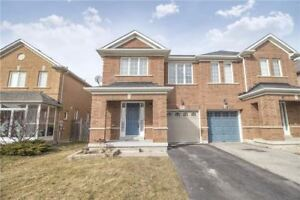 Single Garage Semi-Detached for Rent in Markham(Markham Rd/16th)