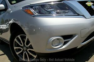 2015 Nissan Pathfinder R52 MY15 ST X-tronic 2WD Silver 1 Speed Constant Variable Wagon Westminster Stirling Area Preview