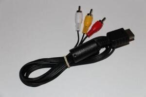 PS3-AV CABLE-COMPATIBLE PS1+PS2 (NEUF/NEW) [VOIR/SEE DESCRIPTION]