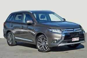 2017 Mitsubishi Outlander ZK MY17 LS 2WD Brown 6 Speed Constant Variable Wagon Kedron Brisbane North East Preview