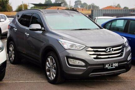 2015 Hyundai Santa Fe Grey Sports Automatic Wagon