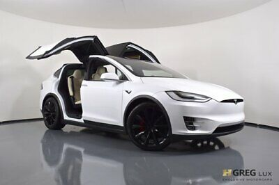 2020 Tesla Model X Long Range 2020 Tesla Model X Long Range Sport Utility Electric