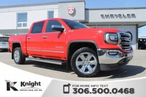 2017 GMC Sierra 1500 SLT - Power Sunroof - Navigation - Heated/C