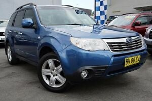 2010 Subaru Forester S3 MY10 XS AWD Blue 4 Speed Sports Automatic Wagon Pearce Woden Valley Preview