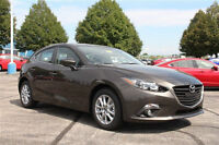 Lease Takeover take now pay June 25! Mazda3 SPORT Hatchback 2015