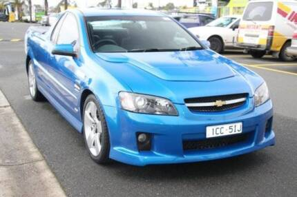 From $92p/w ON FINANCE* 2009 Holden Commodore Ute Hughesdale Monash Area Preview