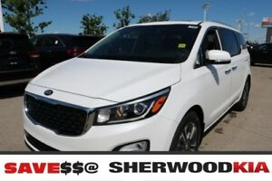 2019 Kia Sedona SX REAR CROSS TRAFFIC ALERT, BLIND SPOT DETECTIO
