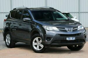 2013 Toyota RAV4 ALA49R GX AWD Grey 6 Speed Sports Automatic Wagon