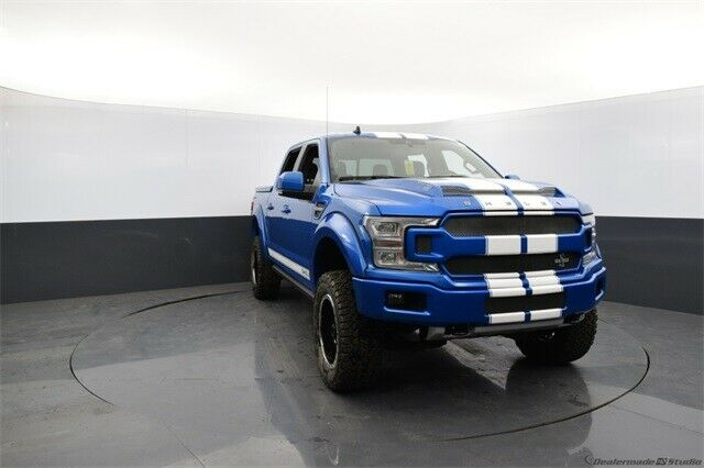 2019 Ford F-150 Shelby SuperCharged 755+ HP | eBay