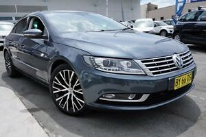 2013 Volkswagen CC Type 3CC MY14 130TDI DSG Grey 6 Speed Sports Automatic Dual Clutch Coupe Pearce Woden Valley Preview