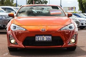 2013 Toyota 86 ZN6 GT Orange 6 Speed Manual Coupe Wilson Canning Area Preview