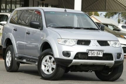 2011 Mitsubishi Challenger PB (KG) MY12 Silver 5 Speed Sports Automatic Wagon Christies Beach Morphett Vale Area Preview