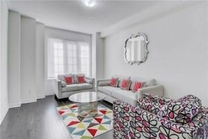 Freehold Townhouse With Double Car Garage