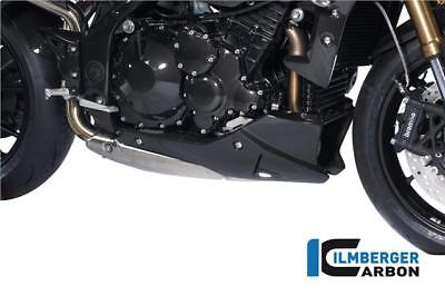 Ilmberger GLOSS Carbon Fibre Bellypan Cowl Triumph Speed Triple 1050 R 2014