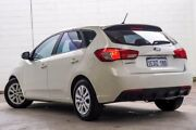 2013 Kia Cerato TD MY13 SI White 6 Speed Automatic Sedan Cannington Canning Area Preview