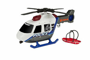 NEW:Road Rippers Rush & Rescue Light & Sound Police Helicopter
