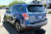 2018 Subaru Forester S4 MY18 2.5i-L CVT AWD Luxury Quartz Blue 6 Speed Constant Variable Wagon Willagee Melville Area Preview