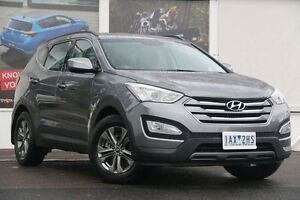 2014 Hyundai Santa Fe DM MY14 Active Grey 6 Speed Sports Automatic Wagon Upper Ferntree Gully Knox Area Preview