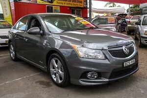 2011 Holden Cruze JH Series II MY11 SRi-V Grey 6 Speed Sports Automatic Sedan Colyton Penrith Area Preview