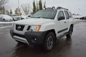 2015 Nissan Xterra PRO4X LEATHER 4X4 $235 bw