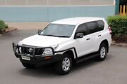 2013 Toyota Landcruiser Prado KDJ150R GX White 5 Speed Sports Automatic Wagon Acacia Ridge Brisbane South West Preview