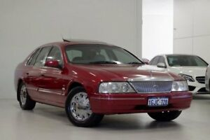 2000 Ford LTD AU II Red 4 Speed Automatic Sedan Myaree Melville Area Preview