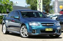 2013 Holden Commodore VE II MY12.5 SS Z-Series Chlorophyll 6 Speed Automatic Sedan Rosebery Inner Sydney Preview