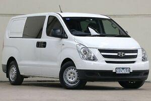 2012 Hyundai iLOAD White Automatic Van Vermont Whitehorse Area Preview