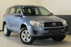 2012 Toyota RAV4 Blue Automatic Wagon Hillcrest Port Adelaide Area Preview