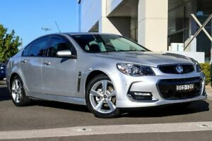 2016 Holden Commodore VF II MY16 SV6 Nitrate 6 Speed Sports Automatic Sedan Kirrawee Sutherland Area Preview