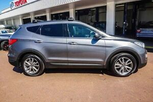 2013 Hyundai Santa Fe DM MY13 Elite Silver 6 Speed Sports Automatic Wagon Westminster Stirling Area Preview