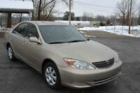 "Toyota Camry ""The Reliable Car for A Great Price"""