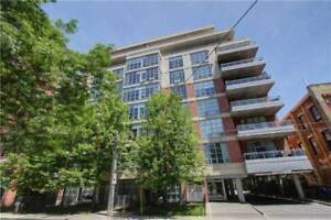 Fully Upgraded 1 Bedroom Condo Located In The Heart Of King West