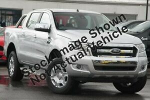 2016 Ford Ranger PX MkII XLT Double Cab Silver 6 Speed Sports Automatic Utility Hyde Park Unley Area Preview